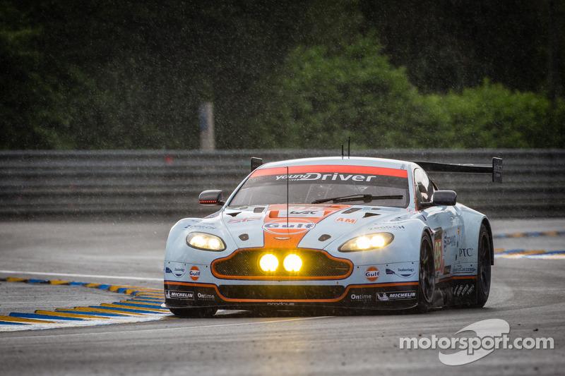 #95 Aston Martin Racing Aston Martin Vantage GTE: Allan Simonsen, Christoffer Nygaard, Kristian Poul