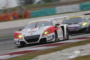 Super GT race