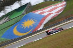#18 Weider Modulo Dome Racing Honda HSV-010 GT: Naoki Yamamoto, Frederic Makowiecki