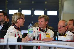 Jochen Krumbach, Michael Jacobs, Georg Weiss, Wochenspiegel Team Manthey, Porsche 911 GT3 RSR
