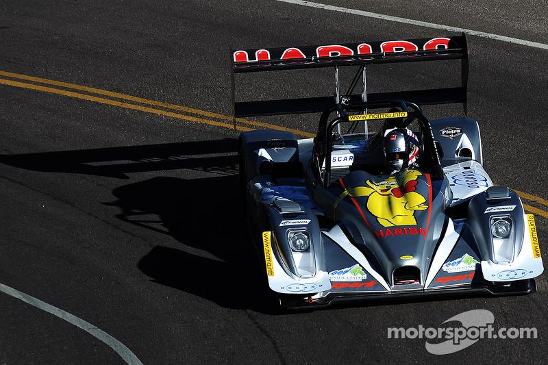 #911 Norma M20FCPP: Romain Dumas