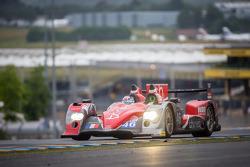 #46 Thiriet by TDS Racing Oreca 03 Nissan: Pierre Thiriet, Maxime Martin, Ludovic Badey