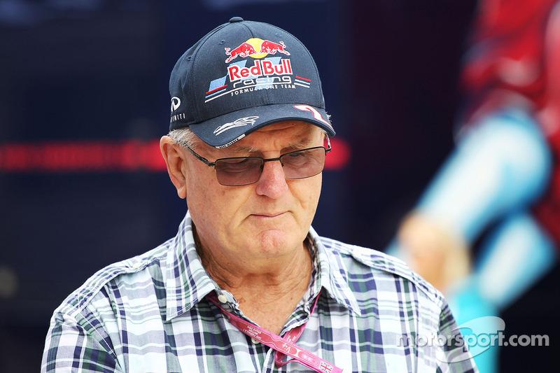 Alan Webber, Red Bull Racing