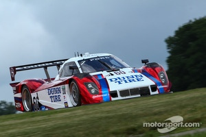 #60 Michael Shank Racing Ford Riley: John Pew, Oswaldo Negri, Jr.