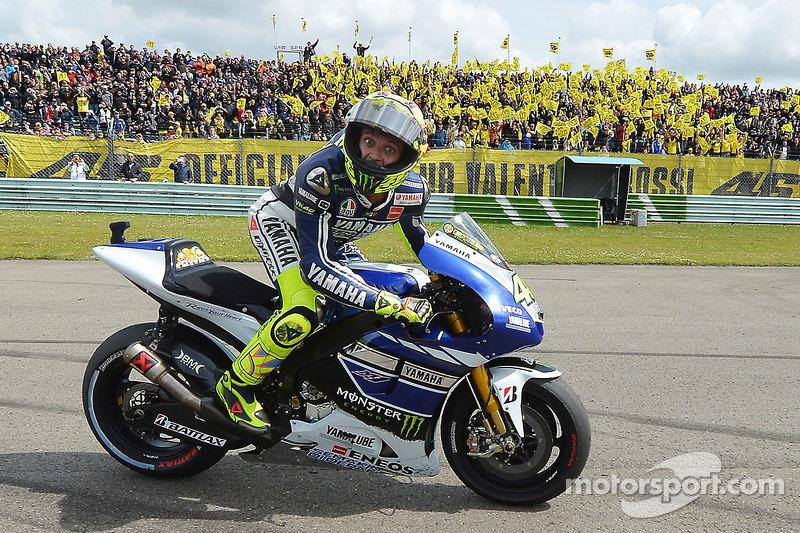 2013: Valentino Rossi