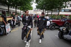 Neel Jani e Nicolas Prost