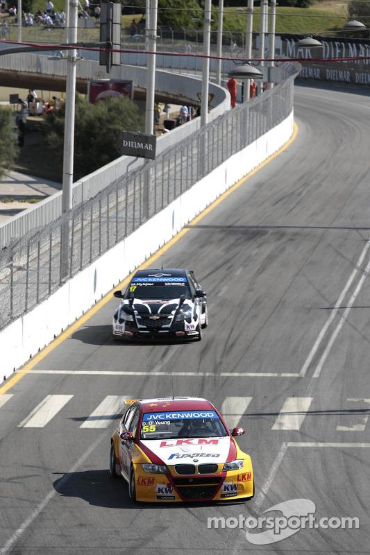 Darryl O'Young, ROAL Motorsport BMW E90 320 TC
