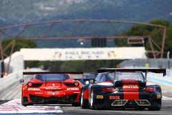 #33 Pro GT by Almeras: Christian Blugeon, Nicolas Armengol, Philippe Giauque, Porsche 997 GT3 R