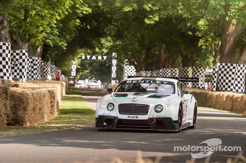 Guy Smith, Bentley Continental GT3