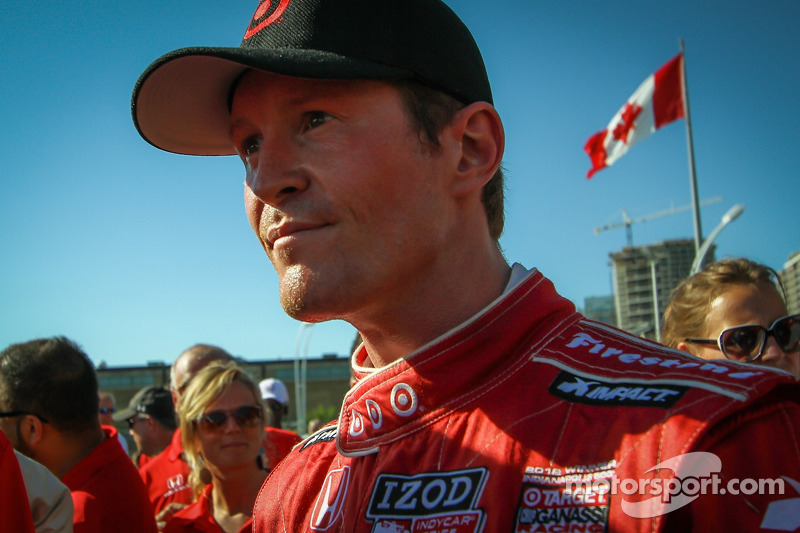 Scott Dixon, Target Chip Ganassi Racing Honda Target Chip Ganassi Racing