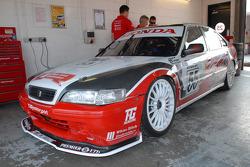 Ex Gabriele Tarquini 1997 Super Touring Honda Accord