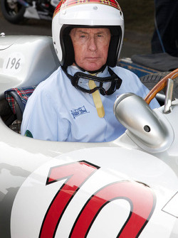 Sir Jackie Stewart, Mercedes-Benz W196