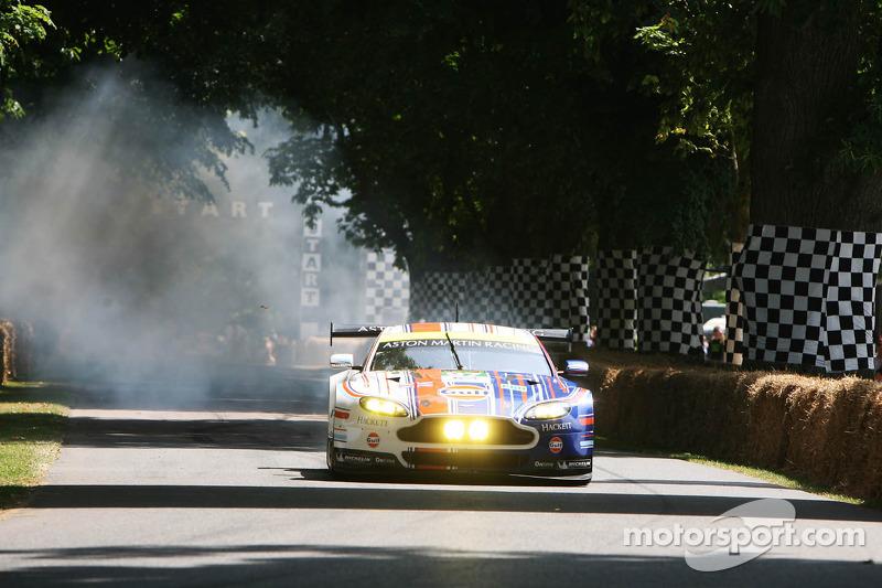 Bruno Senna, Aston Martin Vantage GT
