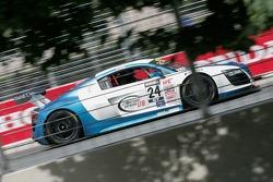 Duncan Ende, Audi R8 LMS