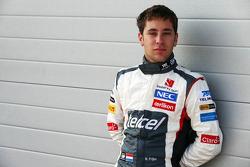 Robin Frijns, Sauber Test and Reserve Driver