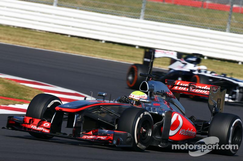 Oliver Turvey, McLaren McLaren MP4-28 Test Driver