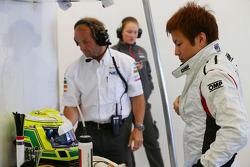 Kimiya Sato, Sauber Test Pilotu
