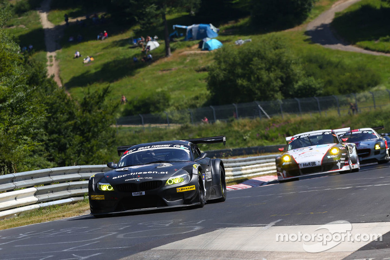 Abdulaziz Al Faisal, Dominik Baumann, Max Sandritter, Pixum Team Schubert, BMW Z4 GT3