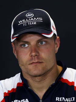 Valtteri Bottas, Williams na coletiva da FIA