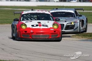 #62 Snow Racing/Wright Motorsports Andrew Davis, Madison Snow