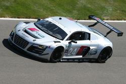 #24 Audi Sport Customer Racing Audi R8 Grand-Am: Filipe Albuquerque, Edoardo Mortara