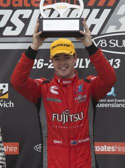 Race winner Scott McLaughlin, Team Fujitsu