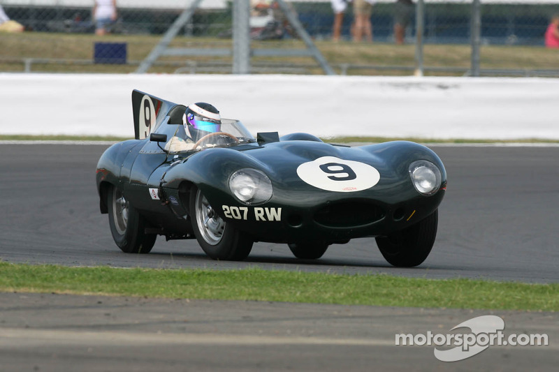 Benjamin Eastick/Michael Quinn, Jaguar D-Type