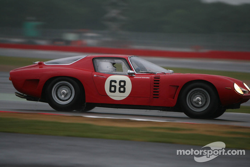 Alex Bell, Iso Grifo A3C