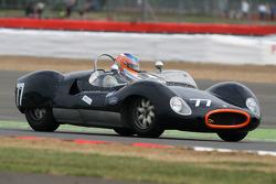 Adrian Van Der Kroft / Gareth Burnett, Cooper Monaco T49