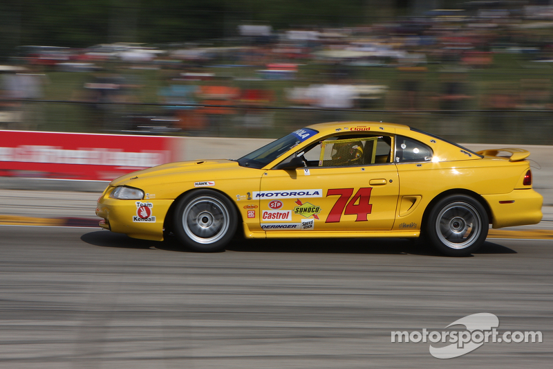 #74 1998 Ford Mustang: John Cloud