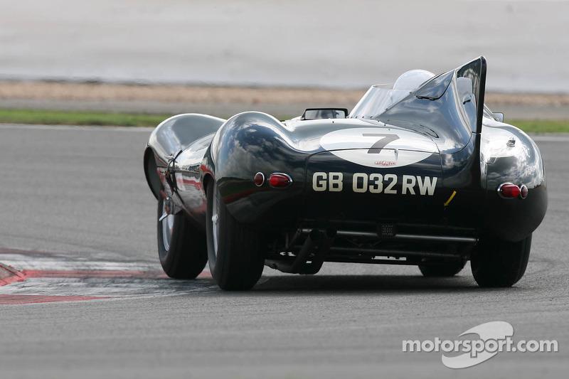 Пірсон / Пірсон, Jaguar D-Type