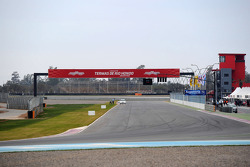 The Termas de Rio Hondo track