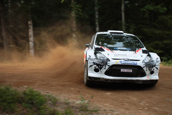 Juho Hanninen, Tomi Tuominen, Ford Fiesta WRC, Qatar M-Sport WRT