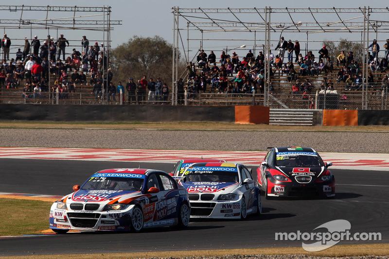 Charles Ng, BMW E90 320 TC, Liqui Moly Team Engstler voor Franz Engstler, BMW E90 320 TC, Liqui Moly Team