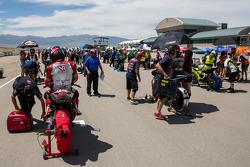 SuperSport Race #1 grid