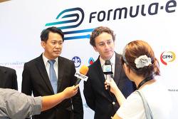 Alejandro Agag, CEO, Formula E Holdings