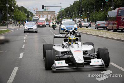 Lanzamiento de Fórmula E: Berlin