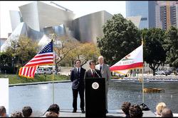 Formula E Los Angeles presentation