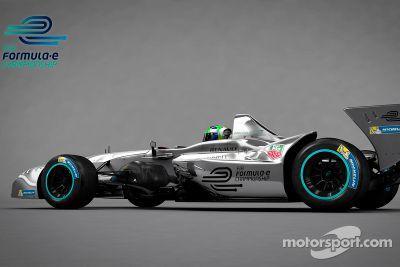 Formula E: présentation de la nouvelle voiture