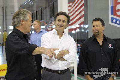 Formula E: Andretti Autosport annoucement