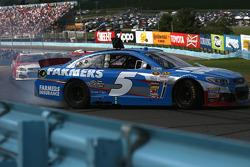 Problemen voor Kasey Kahne, Hendrick Motorsports Chevrolet