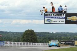 Vencedores #13 Rum Bum Racing Porsche 997: Nick Longhi, Matt Plumb