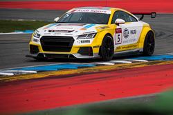 Audi TT: Hockenheim II