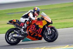 KTM Valencia testi