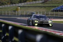 BMW M8 GTE Hungaroring testi