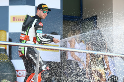 Подиум: Джонатан Рей, Kawasaki Racing