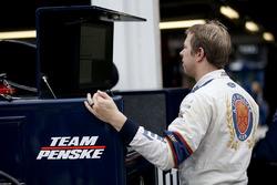 Brad Keselowski, Team Penske, Ford Fusion