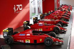 F1 Ferraris