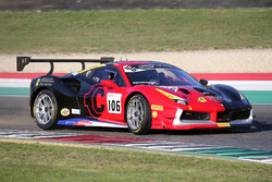 #106 Continental AutoSports Ferrari 488: Joel Weinberger