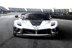 Présentation de la Ferrari FXX K Evo